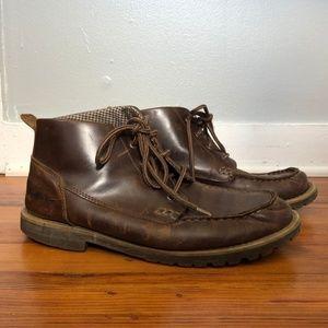 Eddie Bauer Emerson Genuine Leather Boot Size 9